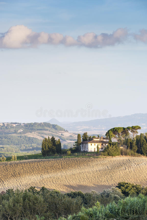 Tuscany Landscape in the morning