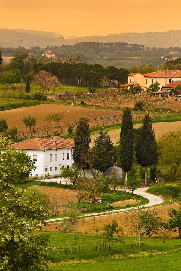 Free Tuscany Scene Stock Photography - 30790592