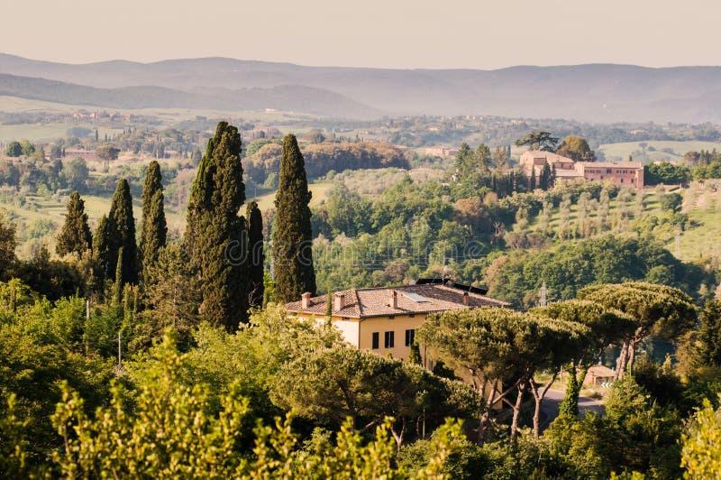 Tuscany stock images
