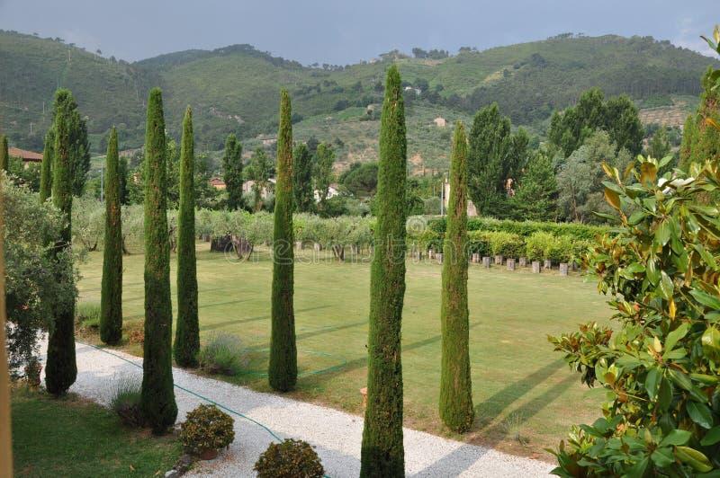 Tuscany wieś Włochy obraz royalty free