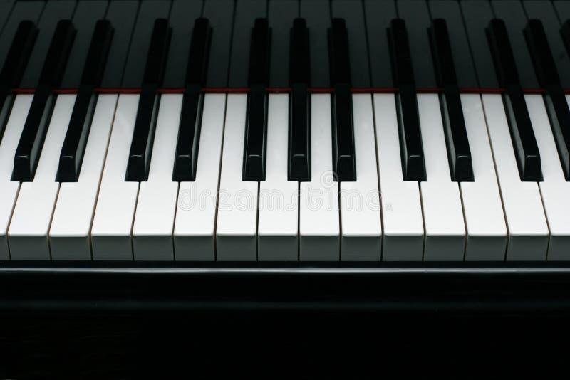 tusen dollar keys pianot arkivfoton