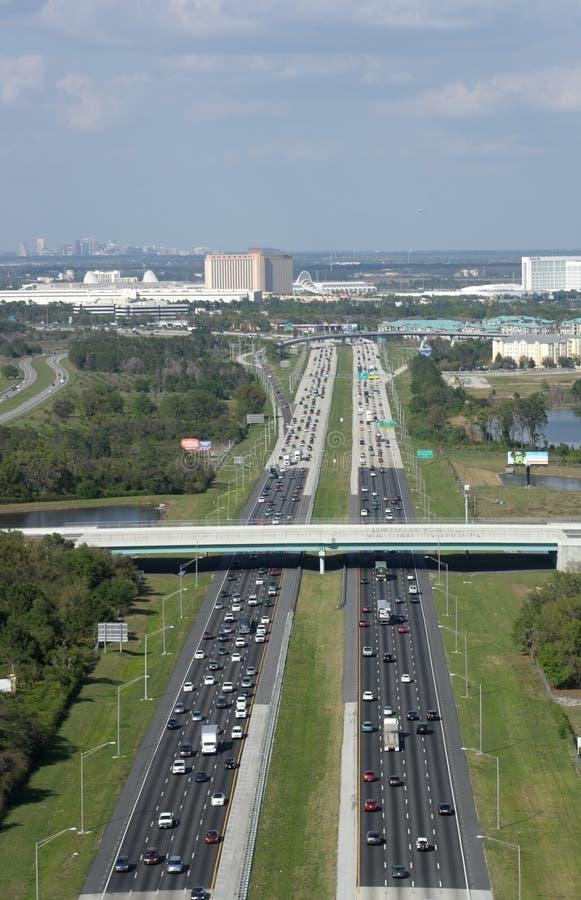 4 tusen staten in Orlando, Florida royalty-vrije stock fotografie