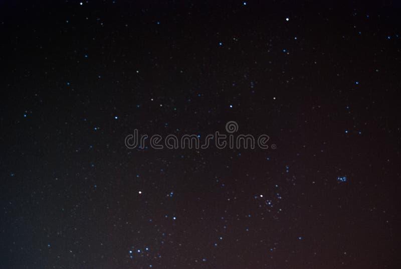 Tusen stjärnor royaltyfri foto