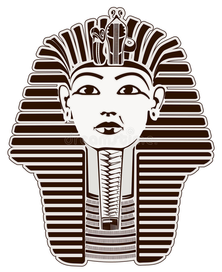 tutankhamun ελεύθερη απεικόνιση δικαιώματος