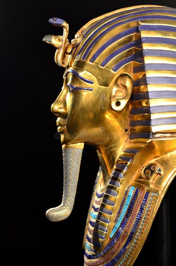 Tutankhamun 免版税库存图片