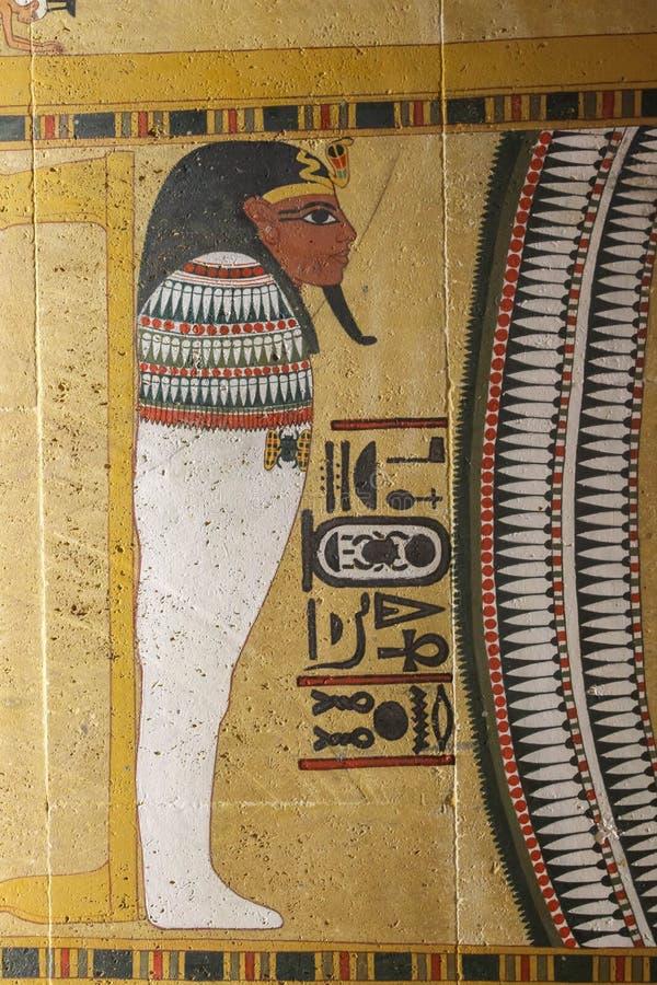 Tutankhamun foto de stock royalty free