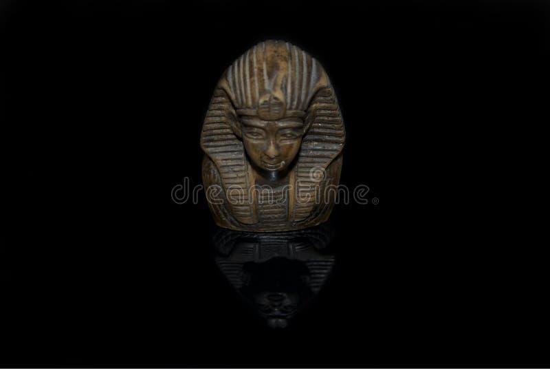 Tutankhamun royaltyfria bilder