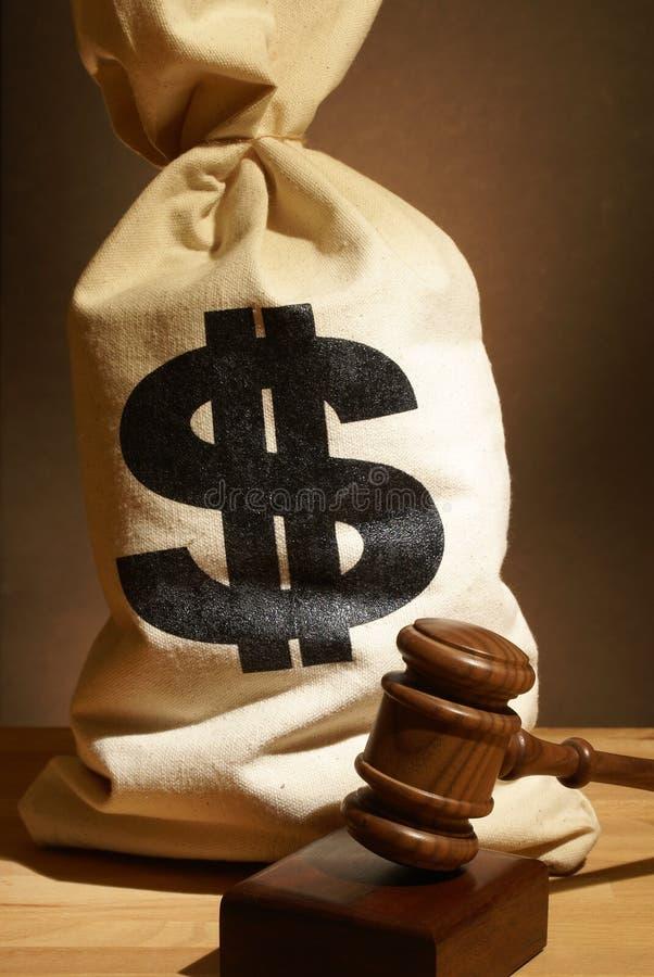 Tutele giudiziarie immagine stock