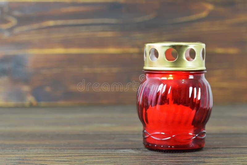 Tutta la candela di giorno di san fotografia stock