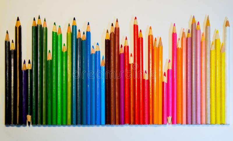 Tutti i colori immagine stock libera da diritti