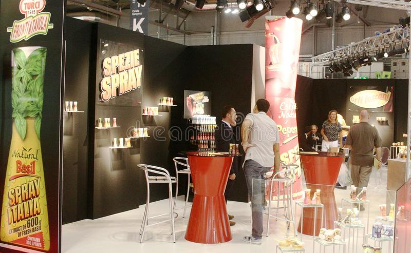 Download Tuttofood, Milano World Food Exhibition Editorial Image - Image: 18738050
