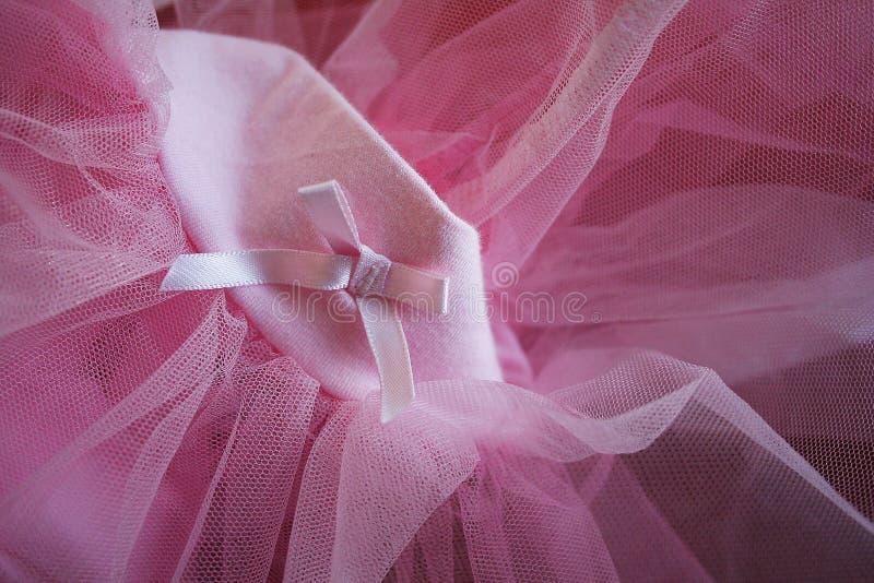 Tutu cor-de-rosa fotos de stock royalty free