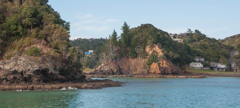 Tutukaka wybrzeże zdjęcie royalty free