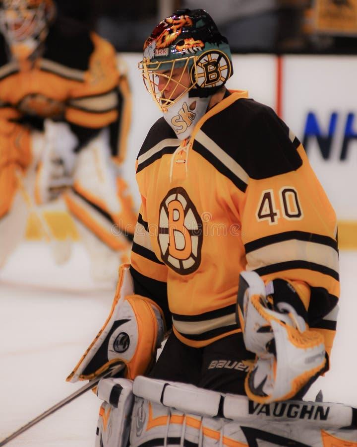 Tuukka Rask, Boston Bruins Immagine Stock Editoriale