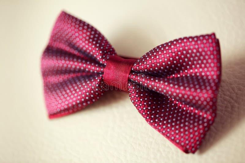 Tux di cravatta a farfalla fotografie stock
