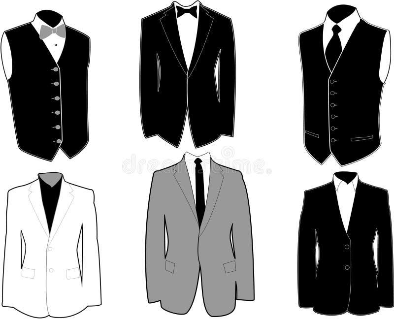 Download Tuxedo templates stock vector. Illustration of lifestyle - 10636773