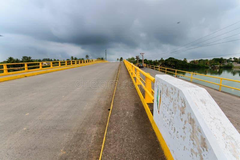 Tuxpan, estado de Veracruz, México foto de archivo