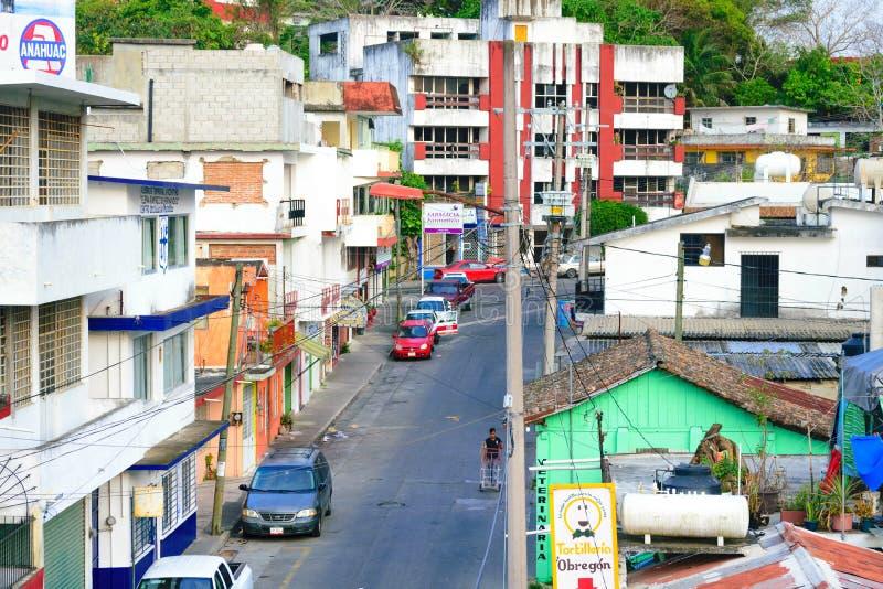 Tuxpan, Veracruz, México fotos de archivo