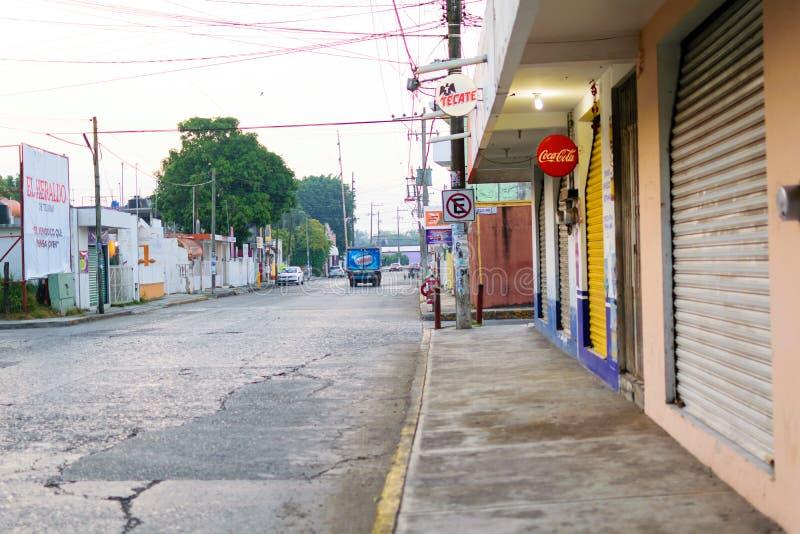 Tuxpan, Veracruz, México foto de archivo