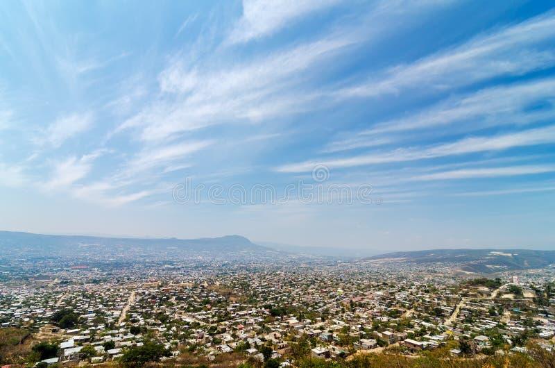 Tuxtla, kapitał Chiapas, Meksyk zdjęcie royalty free