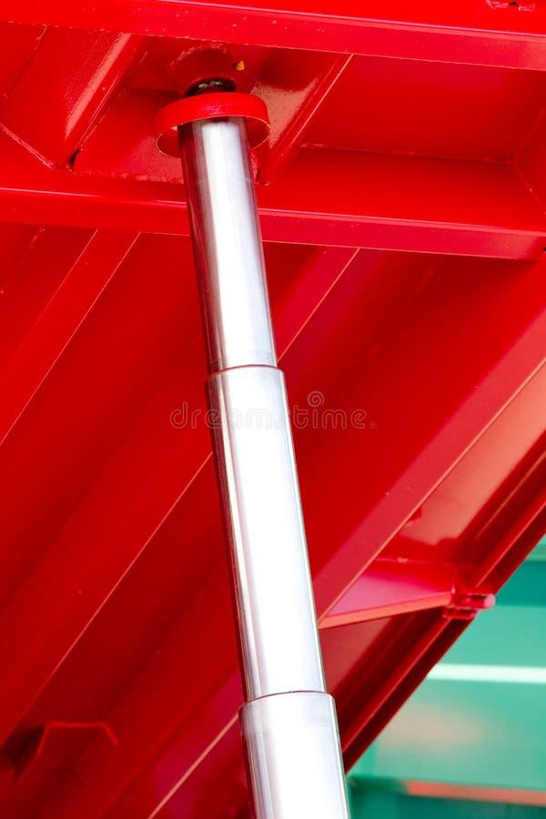 Tuyau hydraulique photographie stock