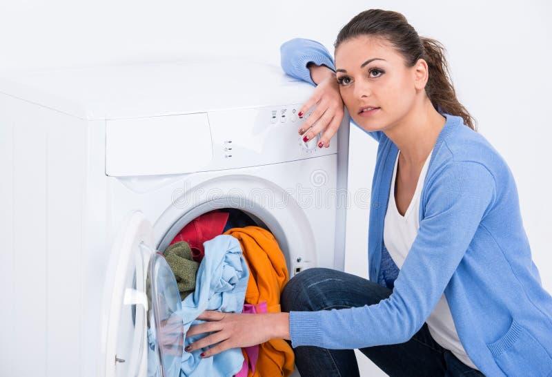 tvätt arkivfoto