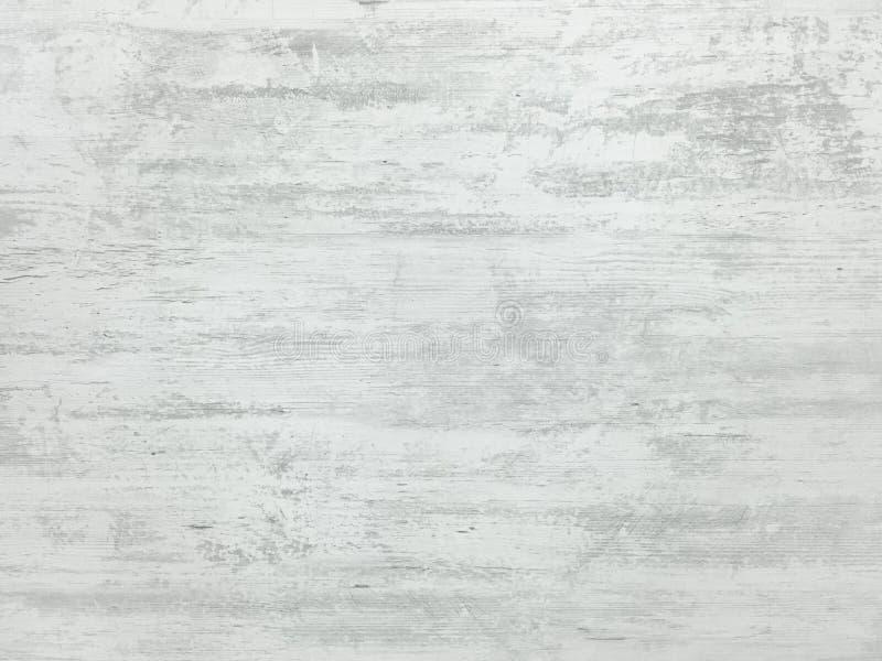 Tvättad trätextur Vit trätexturbakgrund royaltyfri fotografi