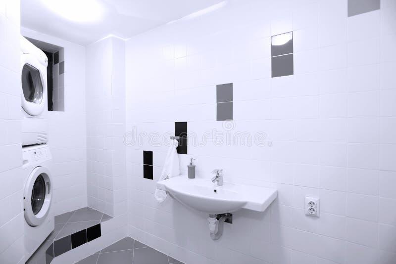 Tvättstuga royaltyfri fotografi