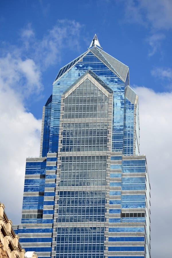 Två Liberty Place royaltyfri bild