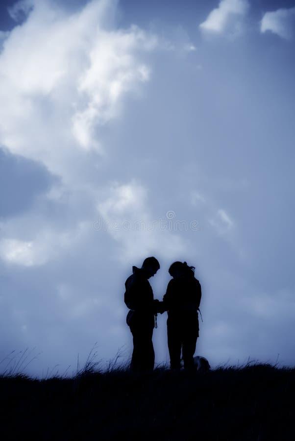 Download Två oss fotografering för bildbyråer. Bild av romantiker - 520697