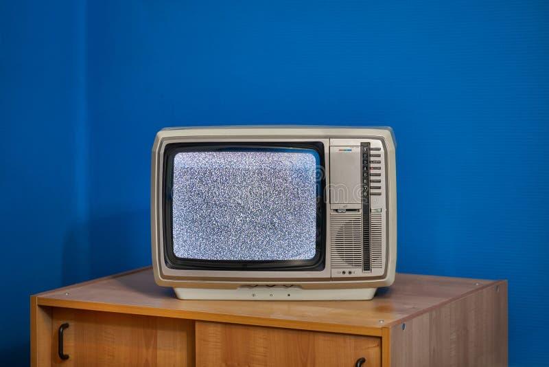 TV Żadny sygnał obrazy stock