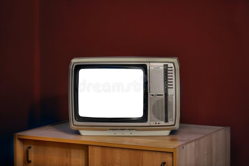 TV Żadny sygnał obraz stock