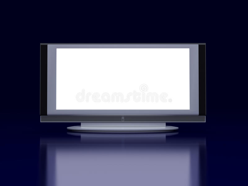 Download TV οθόνης απεικόνιση αποθεμάτων. εικονογραφία από εξοπλισμός - 13184554