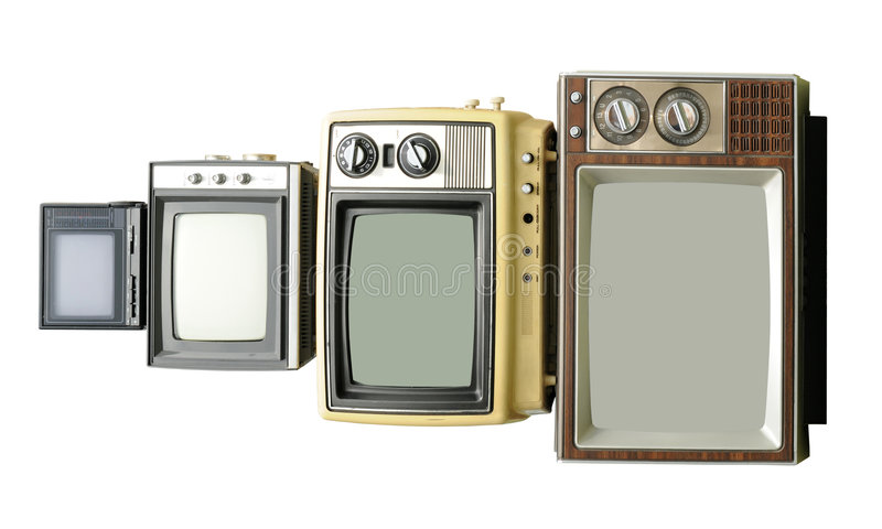 TV πύργων στοκ εικόνα