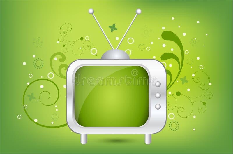 TV ilustración del vector