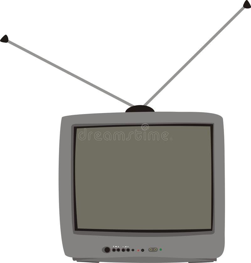 TV stock illustratie
