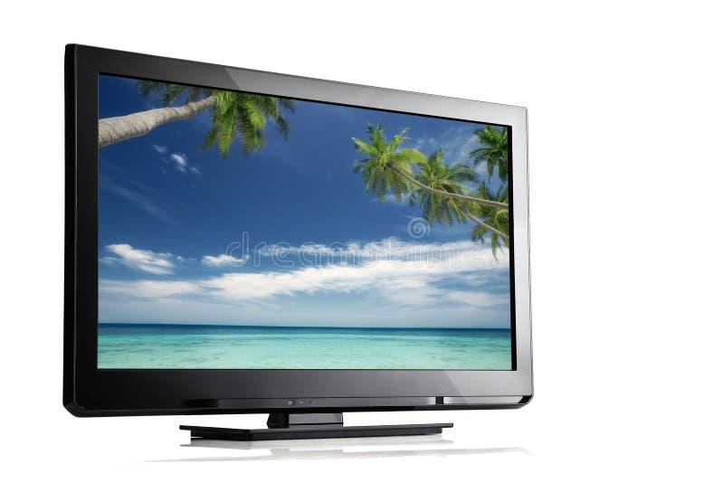 TV stock afbeelding