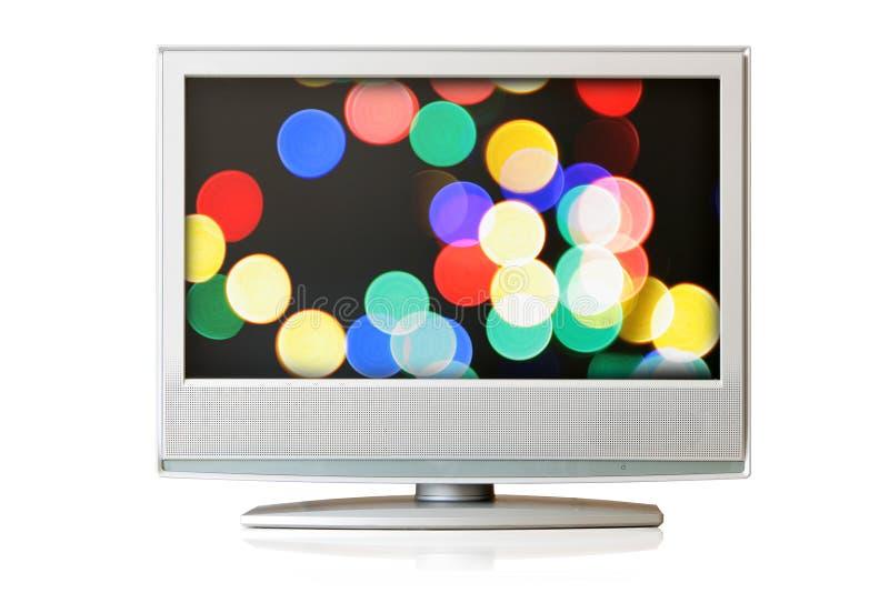 TV fotografie stock