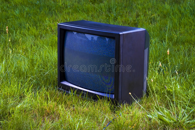 TV photos stock