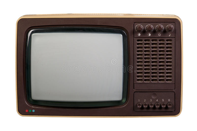 TV photos stock