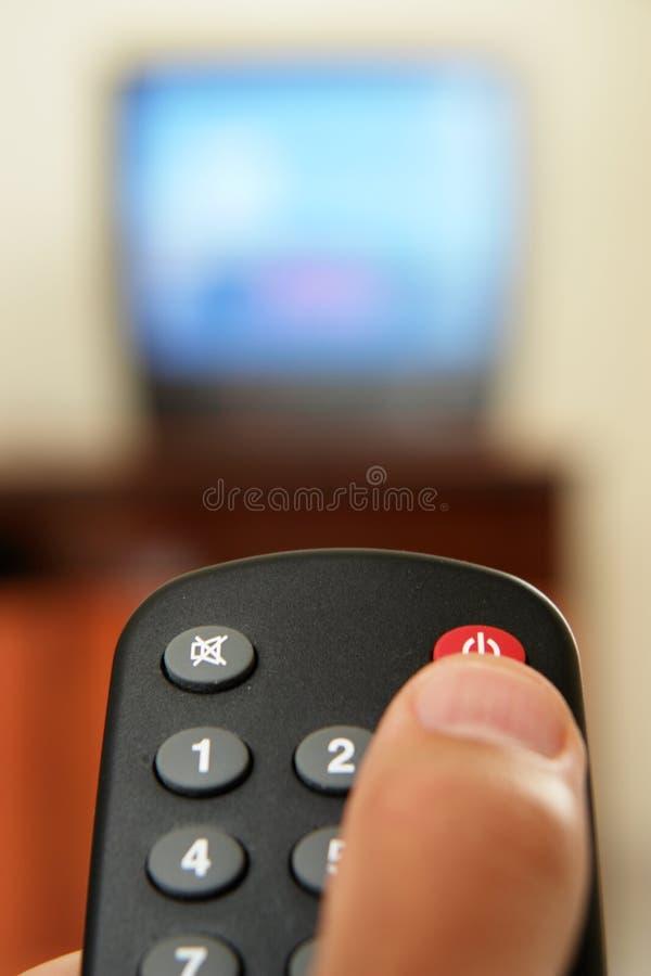 tv royaltyfri fotografi