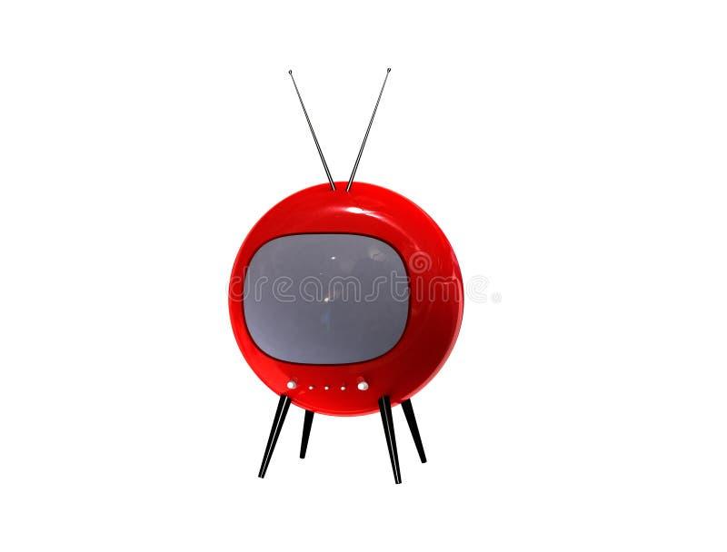 TV foto de archivo libre de regalías