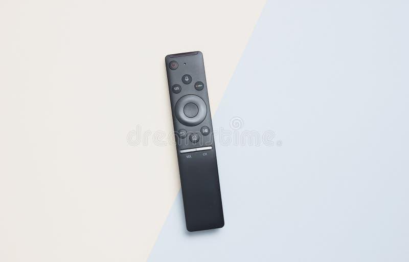 TV astuta moderna fotografia stock