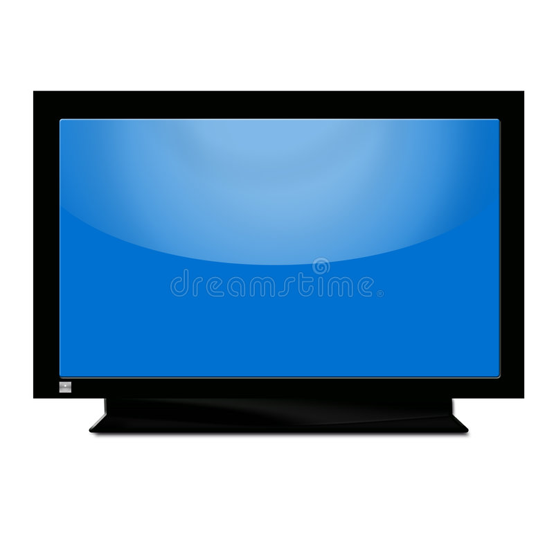 Download TV Blue stock image. Image of show, electronic, home, online - 5360213