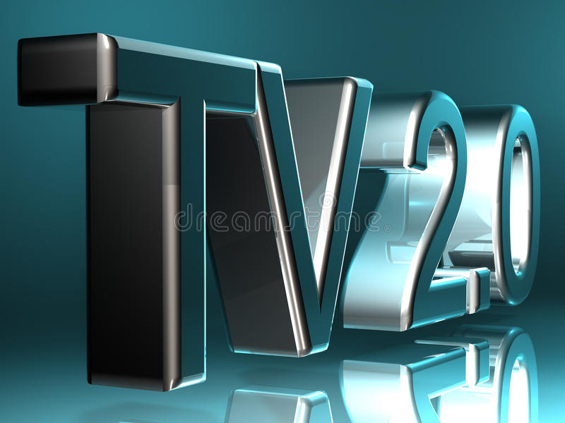 TV of the future. Illustration about communications - TV 2. 0 - 3D - TV of the future vector illustration