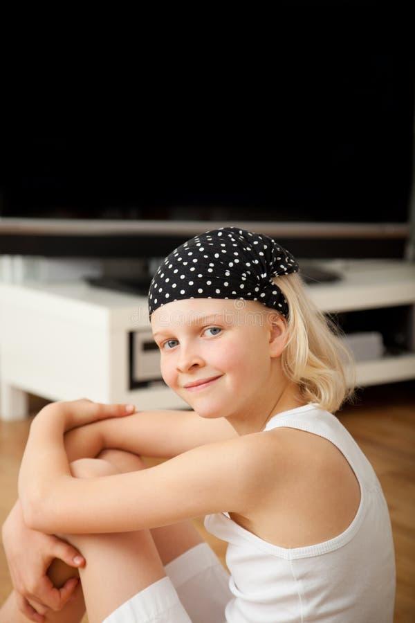 Download Tv Girl Royalty Free Stock Photos - Image: 9021968