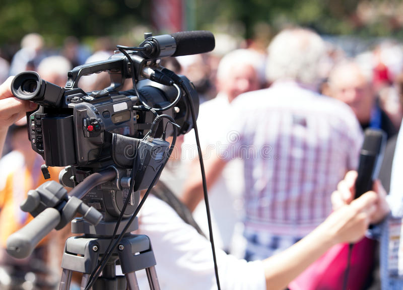 Download TV interview stock photo. Image of broadcast, public - 31943094