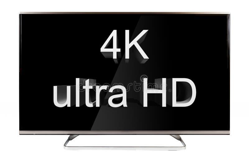 TV - 4K immagini stock libere da diritti
