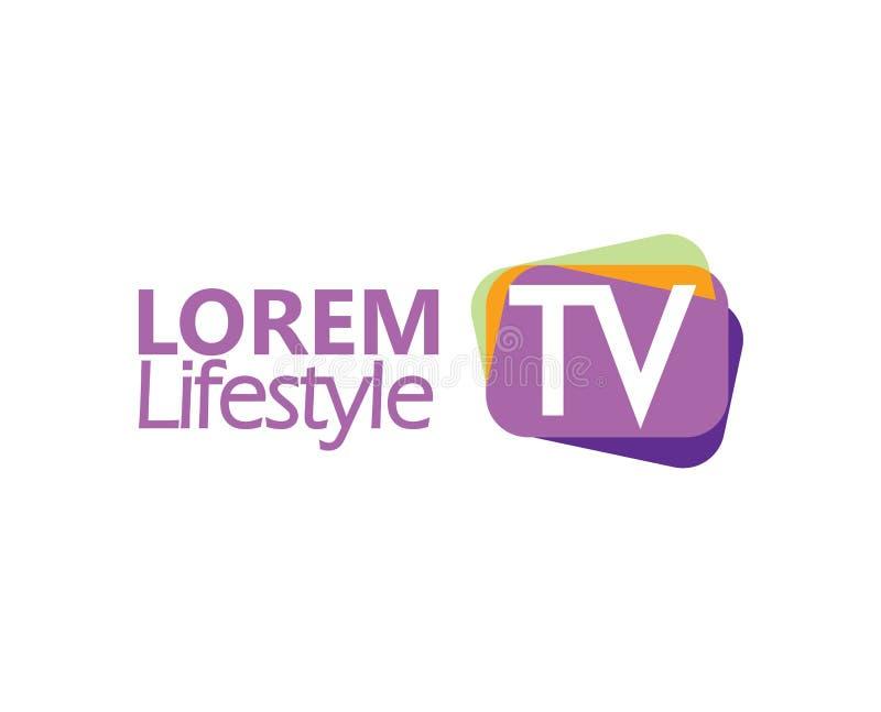 Download TV Logo Design Concept Stock Vector - Image: 83723799
