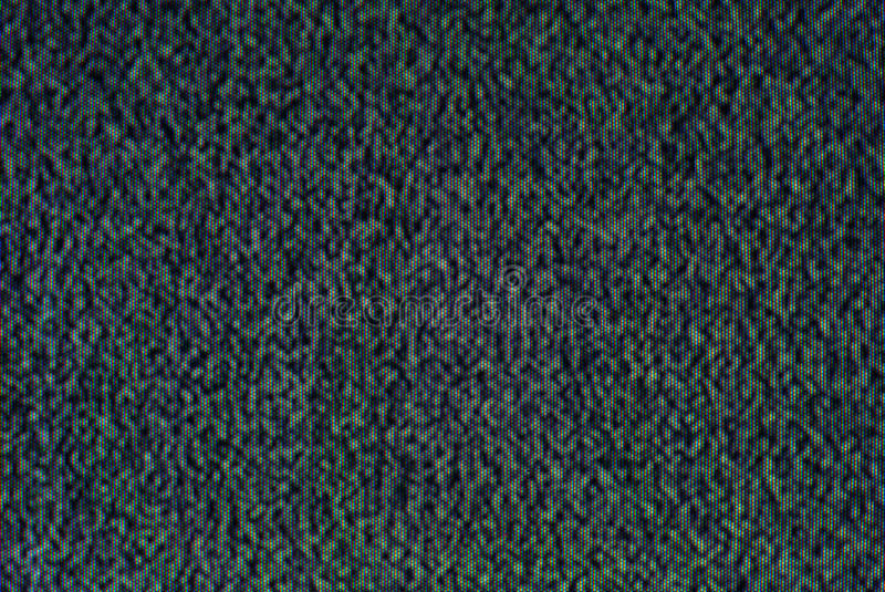 TV noise with moire effect. RGB TV noise with moire effect royalty free stock photography